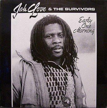 "Jah Love & The Survivors - Early One Morning - Sealed Vinyl 12"" LP Record - Reggae"
