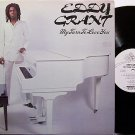Grant, Eddy - My Turn To Love You - Vinyl LP Record - White Label Promo - Reggae