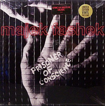 Fashek, Majek - Prisoner Of Conscience- Sealed Vinyl LP Record - Reggae