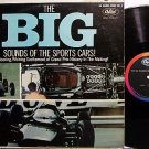 Big Sounds Of The Sports Cars - Vinyl LP Record - Racing Sports
