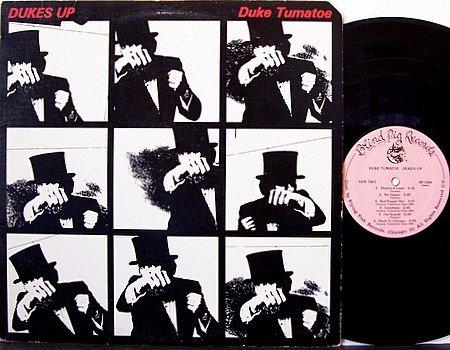Tumatoe, Duke - Dukes Up - Vinyl LP Record - Blues