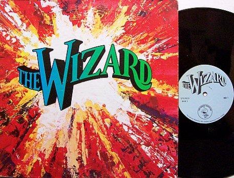 Wizard - Radio Station Sales Programming Aid - Vinyl LP Record - Odd Unusual Weird