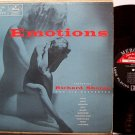Shores, Richard - Emotions - Vinyl LP Record - Mono - Cheesecake Sexy Odd Unusual Weird