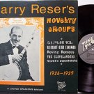 Reser, Harry - Harry Reser's Novelty Groups - Vinyl LP Record - Banjo Ragtime Weird