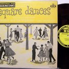 Bryant, Slim And His Wildcats - Square Dances - Vinyl LP Record - Weird Square Dance