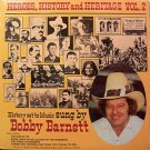Barnett, Bobby - Oklahoma Heroes History And Heritage Vol. 2- Sealed Vinyl LP Record - Weird