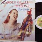Ritchie, Jean - Carols Of All Seasons - Vinyl LP Record - Christmas Folk