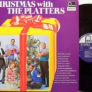 Platters, The - Christmas With The Platters - Vinyl LP Record - R&B Soul