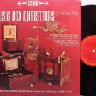 Music Box Christmas, A - Vinyl LP Record - 19th Century Music Boxes