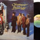 Imperials, The - Christmas With The Imperials - Vinyl LP Record - Christian