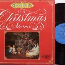 Golden Hour Of Christmas Stories, A - Vinyl LP Record - Children Kids