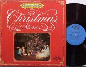 Golden Hour Of Christmas Stories, A - Vinyl LP Record - Children Kids