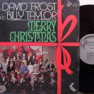 Frost, David And Billy Taylor - Merry Christmas - Vinyl LP Record