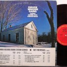 Chuck Wagon Gang, The - Going Home For Christmas - Vinyl LP Record - Christian Country