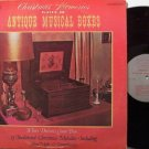Christmas Memories Played On Antique Musical Boxes - Vinyl LP Record