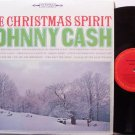 Cash, Johnny - A Christmas Spirit - Vinyl LP Record - Country
