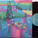 Brightest Stars Of Christmas, The - Vinyl LP Record - Various Artists / Elvis Presley