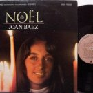 Baez, Joan - Noel - Vinyl LP Record - Christmas Folk
