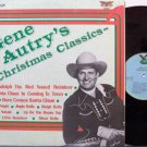 Autry, Gene - Gene Autry's Christmas Classics - Vinyl LP Record - Country