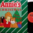 Annie - Annie's Christmas - Vinyl LP Record - Promo - Children Kids