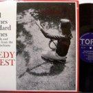 West, Hedy - Old Times & Hard Times - Vinyl LP Record - UK Mono Pressing - Folk
