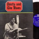 Odetta - Odetta And The Blues - Vinyl LP Record - Folk