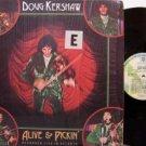 Kershaw, Doug - Alive & Pickin - Vinyl LP Record - Cajun Folk Country