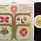Folk Song Tradition, The - Vinyl LP Record - Various Artists Odetta / John Jacob Niles etc