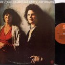 Brown, Toni & Terry Garthwaite - The Joy - Vinyl LP Record - Folk