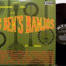 Big Ben's Banjo Band - Everybody Sing With Vol. 1 - Vinyl LP Record - Folk