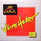 White Heart - Live At Six Flags - Sealed Vinyl LP Record - Whiteheart - Christian Rock