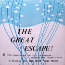 Van Impe, Jack - The Great Escape - Sealed Vinyl LP Record - Christian