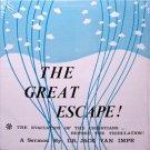 Van Impe, Jack - The Great Escape - Sealed Vinyl LP Record - Christian