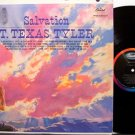 Tyler, T. Texas - Salvation - Vinyl LP Record - Country Gospel