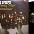 Speers, The / Speer Family - A Family Affair - Vinyl LP Record - Christian Southern Gospel