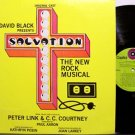 Salvation / David Black Presents - Vinyl LP Record - Original Musical Cast - Christian