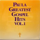 Paula Greatest Gospel Hits Vol. 1 - Sealed Vinyl LP Record - Various Artists - Black Gospel