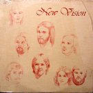 New Vision - Self Titled - Sealed Vinyl LP Record - Christian