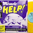 Miracle Help - Colored Vinyl - LP Record - A.A. Allen - Dope Alcohol Healing - AA - Weird Gospel
