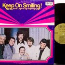 Lister, Hovie And The Statesmen - Keep On Smiling - Vinyl LP Record - Southern Gospel