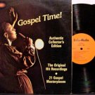 Gospel Time - Vinyl 2 LP Record Set - Various Artists Black Gospel