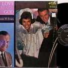 Evans, Dr. Louis H. - Love Marriage And God - Vinyl LP Record - Christian
