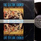 Electric Church, The With Sonny Salsbury - The Reflection - Vinyl LP Record - Christian Rock