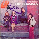 Downings, The - Up & Easy The Best Of - Sealed Vinyl LP Record - Christian
