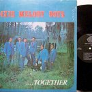 Dixie Melody Boys - Together - Vinyl LP Record - Southern Gospel