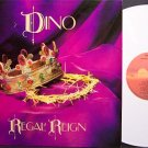 Dino - Regal Reign - White Colored Vinyl - LP Record - Christian