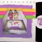 DeGarmo & Key - Commander Sozo - Vinyl LP Record + Insert - De Garmo - Christian