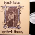 Cusic, Don & Jackie - Together In Eternity - Vinyl LP Record - Christian Folk