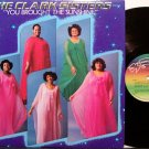 Clark Sisters, The - You Brought The Sunshine - Vinyl LP Record - SOG Label - Black Gospel