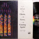 Choir Of The Northeast Baptist Church - Evansville Indiana - Vinyl LP Record - Christian